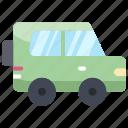 automotive, car, crossover, transport, vehicle icon