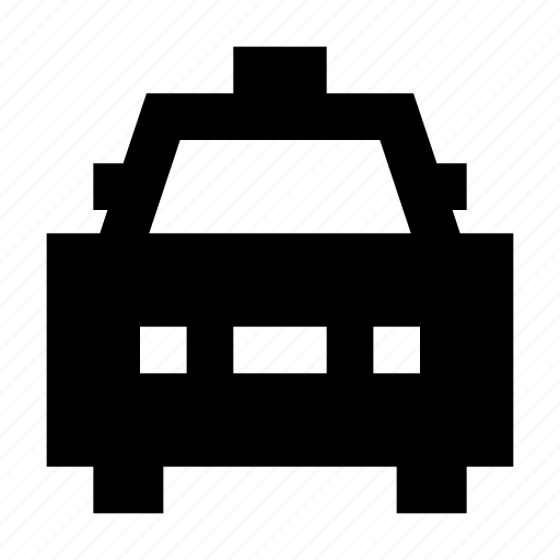 Cab, coupes, taxi, taxicab, vehicle icon - Download on Iconfinder