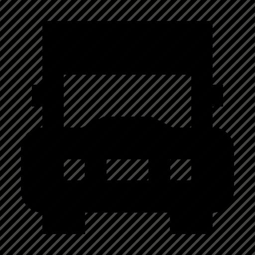 bus, coach, omnibus, tour, transport, vehicle icon