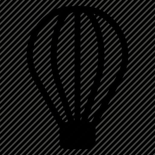 air, balloon, public, transport, transportation, travel, vehical icon