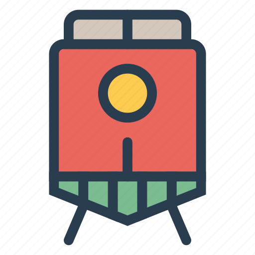 auto, public, train, transport, transportation, travel, vehical icon
