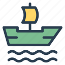 auto, boat, public, transport, transportation, travel, vehical icon