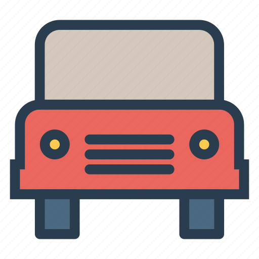 auto, car, public, transport, transportation, travel, vehical icon