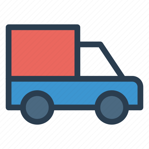 auto, deliver, logistic, transport, travel, van, vehical icon