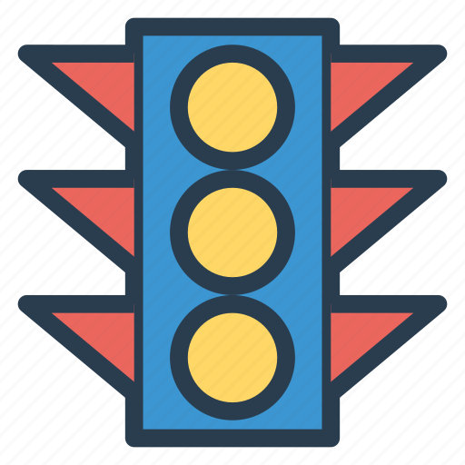 auto, public, signal, transport, transportation, travel, vehical icon