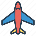 auto, plane, public, transport, transportation, travel, vehical icon