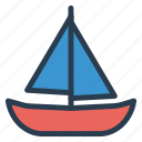boat, public, ship, transport, transportation, travel, vehical icon