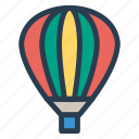 auto, balloon, public, transport, transportation, travel, vehical icon