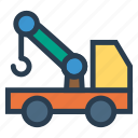 auto, car, lifter, transport, transportation, travel, vehical icon