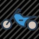 cycle, motor, public, transport, transportation, travel, vehical icon