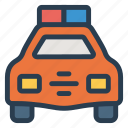 car, police, public, transport, transportation, travel, vehical