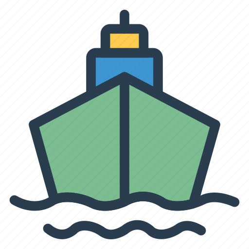 auto, deliver, logistic, ship, transport, travel, vehical icon