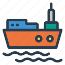 auto, cargo, logistic, ship, transport, travel, vehical