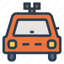 auto, public, taxi, transport, transportation, travel, vehical icon