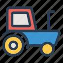 auto, public, tractor, transport, transportation, travel, vehical