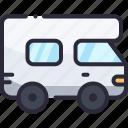 camper, car, rv, travel, van