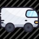 car, cargo, transport, van, vehicle
