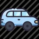 automobile, car, liftback, transport, vehicle
