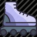 roller, shoe, skate, sport, style