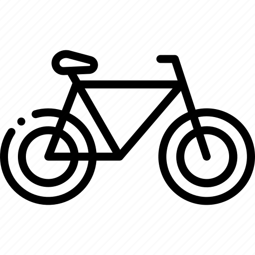 Bicycle, bike, cycle, ride, transport icon - Download on Iconfinder