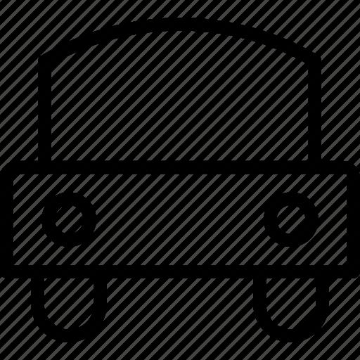 car, machine, machines, transport icon