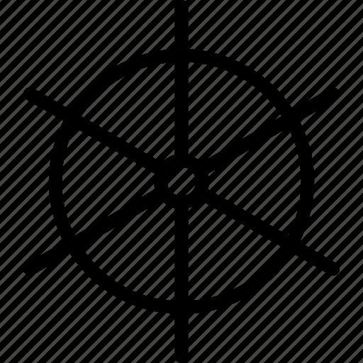 machine, machines, ship, steering, steering wheel, transport, wheel icon