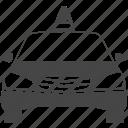 car, taxi, transport, transportation, urban, vehicle, yellow icon