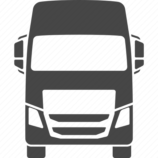 delivery, lorry, semi, trailer, transport, transportation, truck icon
