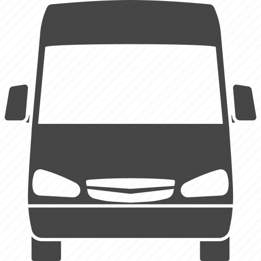 car, delivery, shipping, transportation, truck, van, vehicle icon