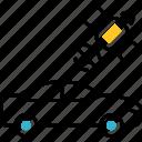 navigate, satellite, car, transport, gps