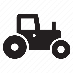 farm, farming, tractor, transport, transportation, vehicle icon