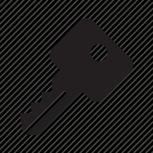 key, security icon