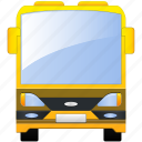 autobus, bus, car, charabanc, city bus, passenger, pika, public, tour, traffic, transport, transportation, travel, vehicle icon