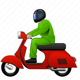 bicycle, bike, boy, courier, cyclist, deliver, delivery, driver, fast, helmet, messenger, motobike, motocyclist, motor, motorbike, motorcicle, motorcyclist, pizza, runner, shipment, shipping, taxi, transport, transportation, vehicle icon