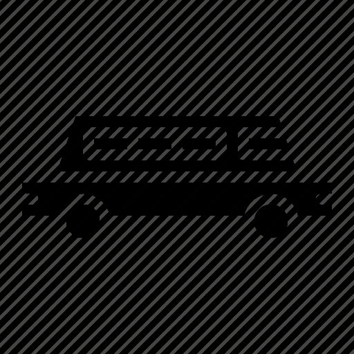 car, limousine, transportation icon