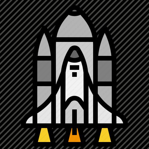 launch, rocket, ship, space, transport, transportation icon