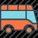 bus, passenger, tourism, tourist, tourist bus, transportation, vehicle