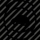 autonomous, camera, car, car sensor, sensor, technology, transportation icon