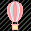balloon, explore, flight, transport, transportation, travel