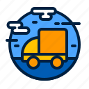 delivery, transport, transportation, truck, shipping