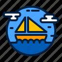 sailing, transportation, travel, transport, sailboat, boat