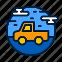 transport, transportation, car, truck, pickup