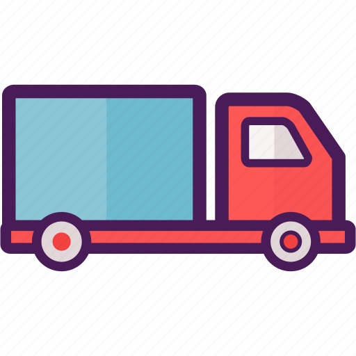 Cargo, delivery, load, truck icon - Download on Iconfinder