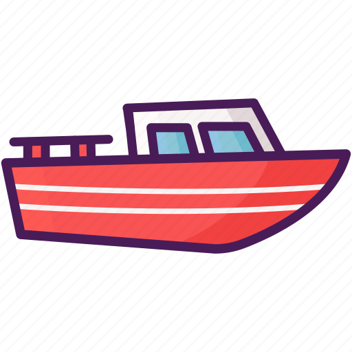 boat, ship, travel, watercraft icon
