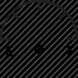 fuel, oil, transportation icon