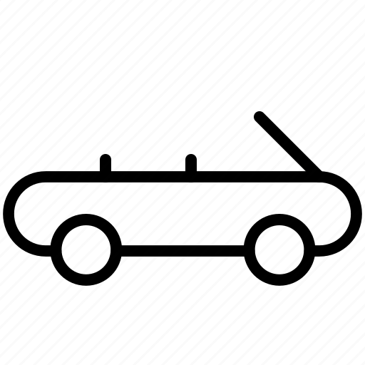 car, cover, covertible, transportation icon