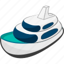 ship, shipping, transport, transportation, travel icon