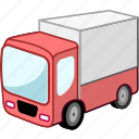 cargo, shipping, transport, transportation, truck icon