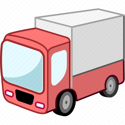 cargo, shipping, transport, transportation, truck icon