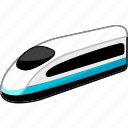 train, transport, transportation icon